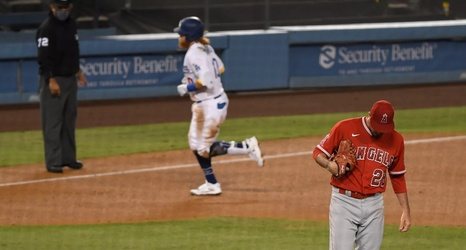Los Angeles Angels eliminated from playoffs