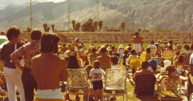 Palm Springs Angels Stadium