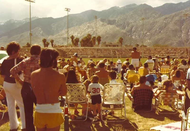 Palm Springs Angels Stadium