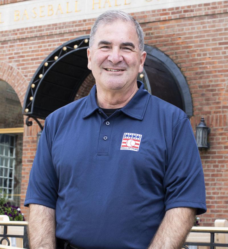 Tim Mead, Baseball Hall of Fame