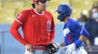 Shohei Ohtani, Chris Taylor, Freeway Series