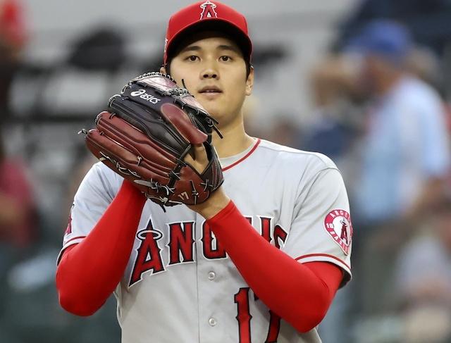 Shohei Ohtani, 2021 Season