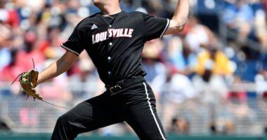 Reid Detmers, College World Series