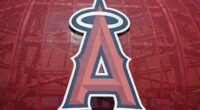 Angels Logo, 2021 Season