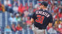 Max Scherzer, 2021 Season