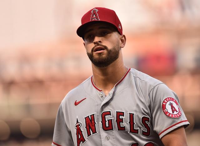 Patrick Sandoval, 2021 Season
