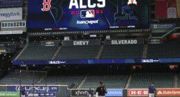 Astros, Red Sox, 2021 Playoffs