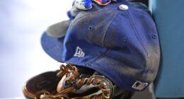 Hat and Glove, MLB