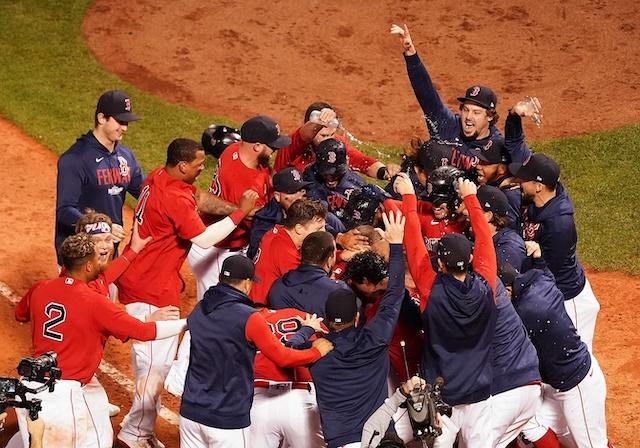 Boston Red Sox, 2021 Playoffs